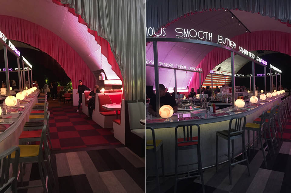 24 milaan salone del mobile 2018 interior design kendix studios highlights the diner pop up restaurant david rockwell studio 2x4