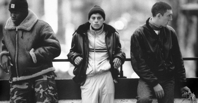 French movie La Haine matthieu kassovitz