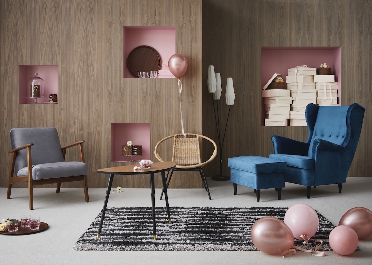 IKEA GRATULERA 2018 collection