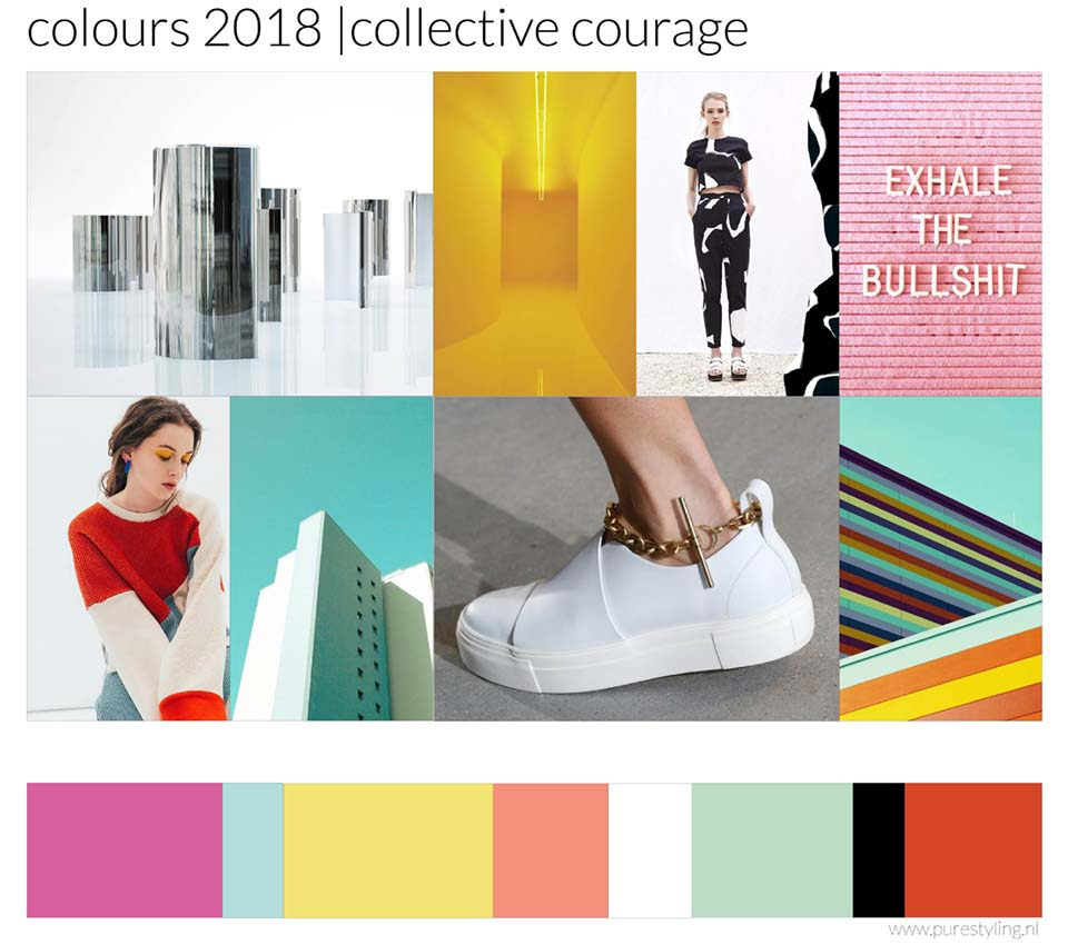 collective courage heidi willems pure styling #color #trends #activism #consumertrends