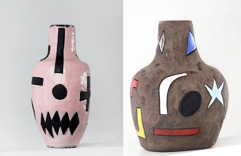 harvey bouterse ceramics interior objects #brownage #keramiek