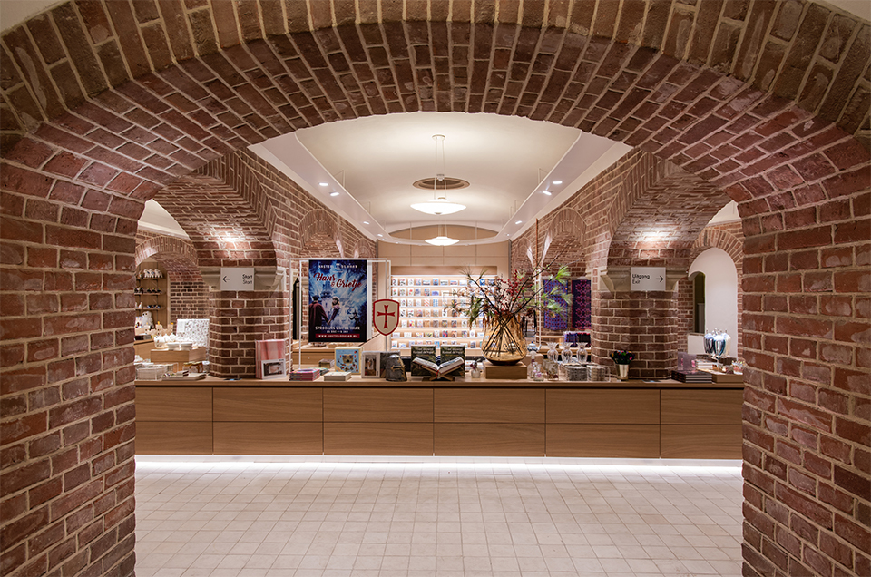 here we are architects cultuurretail retaildesign museumstore