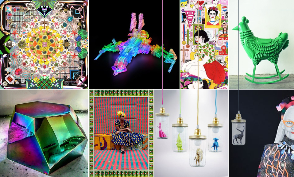 maison et objet trends house of games dadaism maximalism collages kitsch 2