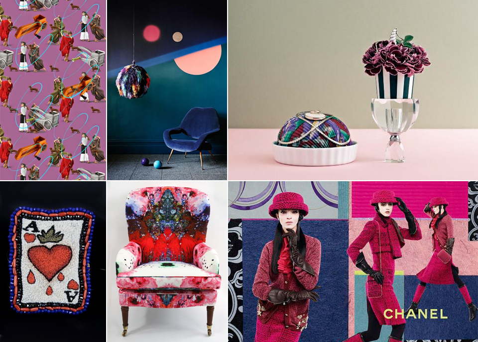 maison et objet trends house of games dadaism maximalism collages kitsch 3