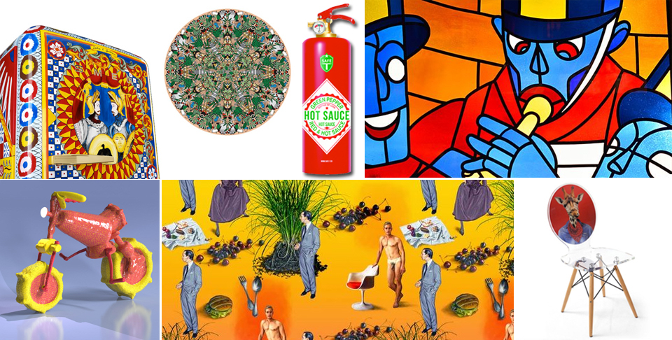 maison et objet trends house of games dadaism maximalism collages kitsch