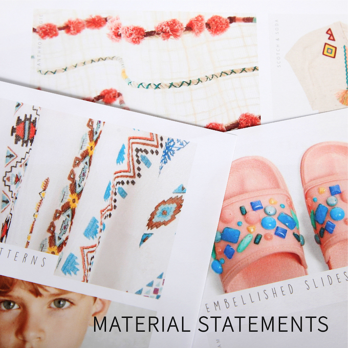 material trends embellishments decoration trends ss2020