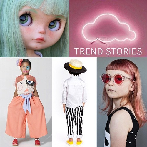 Bij Kiki presenteert: Trend Stories Kids S/S 2020