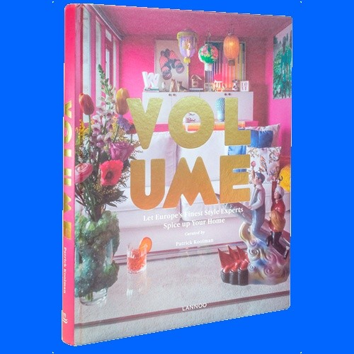 Spice it up: interieurboek 'Volume' van Patrick Kooiman
