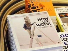 Het boek 'How We Work' van Tatjana Quax en Inga Powilleit