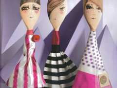 Material Girls by Abigail Edwards