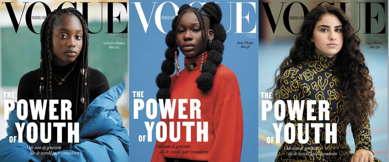 vogue oktober 2020 jeugd power genz