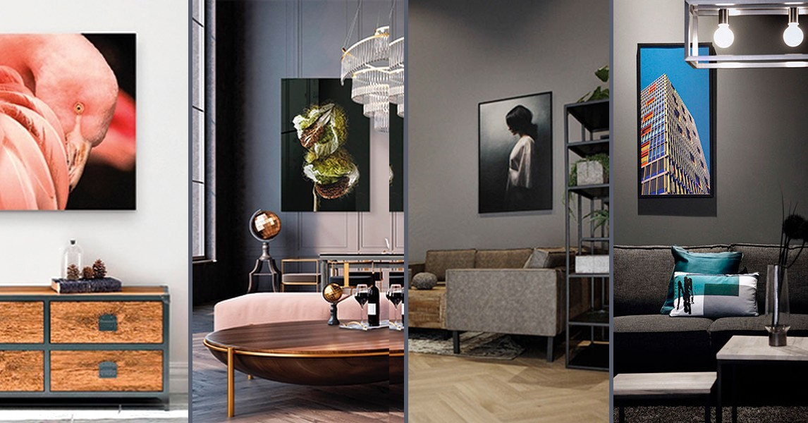 wanddecoratie woontrends styling interieur retail